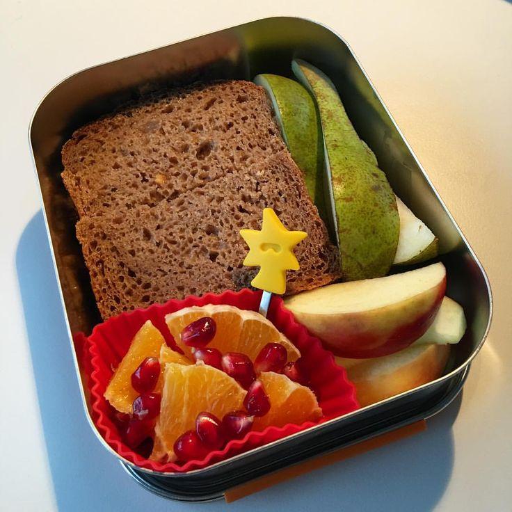 Zweites Frühstück! #lecker #Leckerbox #lunch #lunchbox #lunchbots #frühstück…