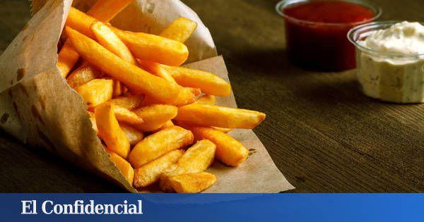 Alimentación: Cómo calentar las patatas fritas y que queden mejor que recién hechas. Noticias de Alma, Corazón, Vida