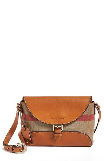 Burberry Brit 'Henham - Small' Crossbody Bag available at #Nordstrom