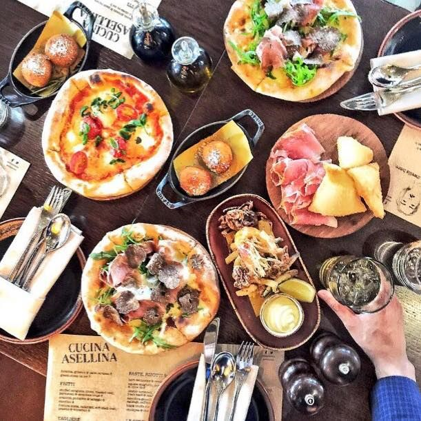 Bottomless prosecco and pizza is now a reality in London