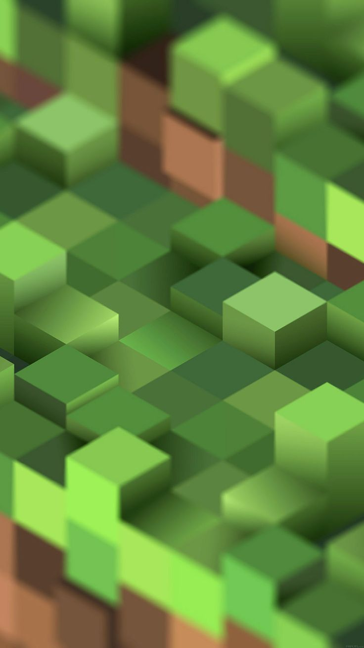Minecraft Pixels ★ Find more nerdy #iPhone + #Android #Wallpapers and #Backgrounds at @prettywallpaper