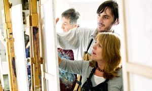 Groupon - Two-Hour BYOB Painting Class for One, Two, or Four at Creative Art Connection (Up to 59% Off) in North Decatur. Groupon deal price: $15