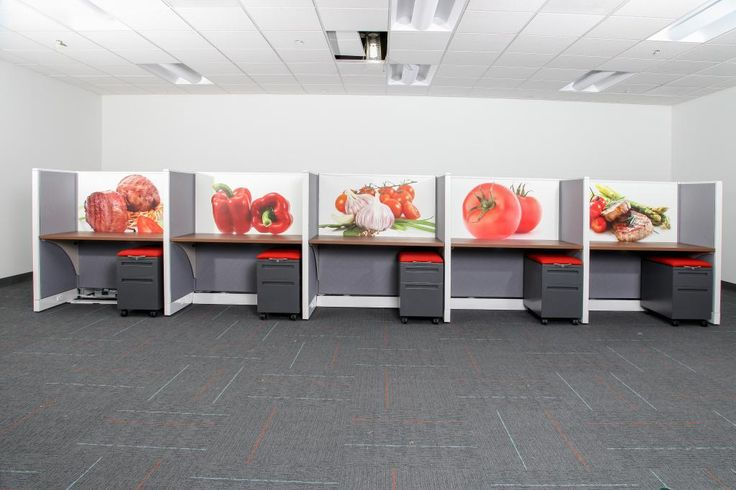 Call Center Cubicles to Tell Your Story Green Clean Designs Telemarketing | Office Furniture ...