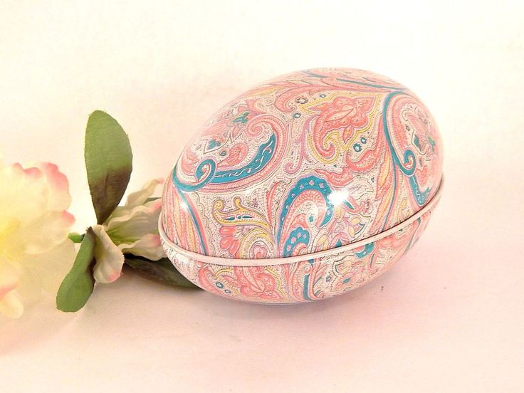 Easter gift china egg shaped trinket box with a floral pattern easter gift china egg shaped trinket box with a floral pattern k tart p toj pinterest easter egg and china negle Image collections