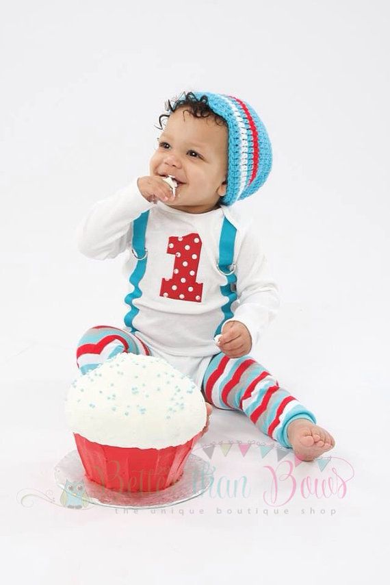 2ac4b9032237 BOYS FIRST BIRTHDAY Outfit M2M Winter Wonderland by BetterThanBows ...