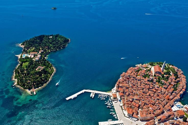 Hotel Katarina and beautiful town of Rovinj!