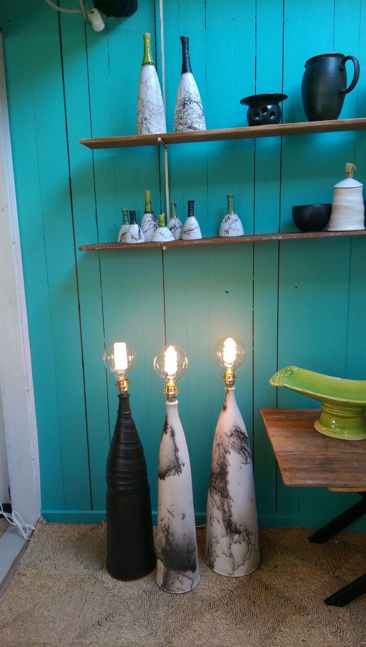 Gulv lamper