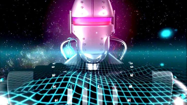 Mflex - Robot Dance (italo disco 2014 spacedance video version) Space exploration Active Stars constellations account