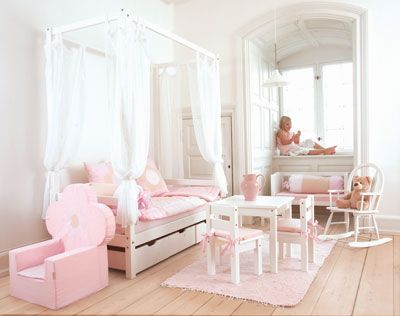 Beautiful Little Girlu0027s Room