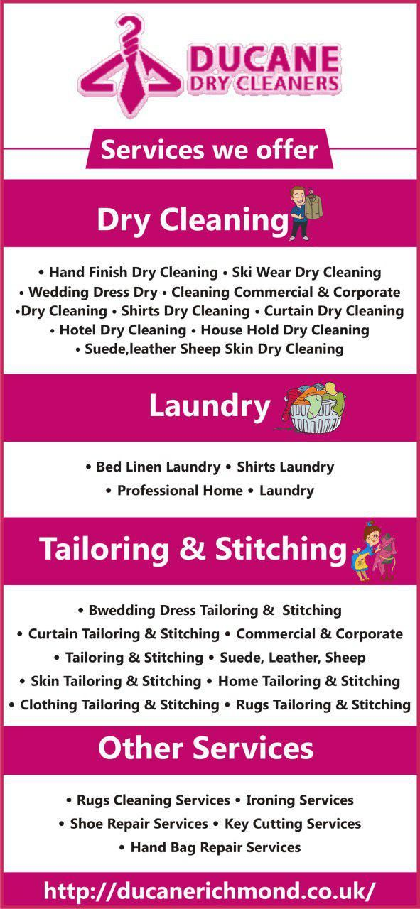 Pin by Ducane DryCleaners on Dry Cleaning Services   Dry