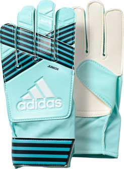 Kids adidas Ace Goalie Gloves. Buy them from www.soccerpro.com right now.