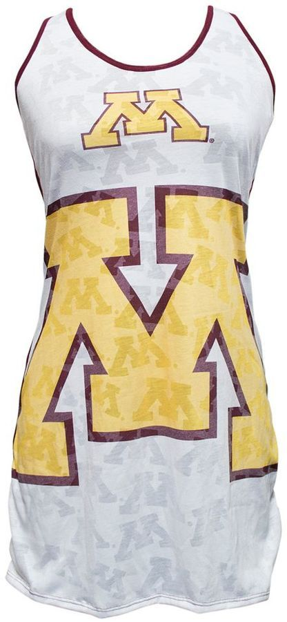 Women's Minnesota Golden Gophers Cameo Nightgown