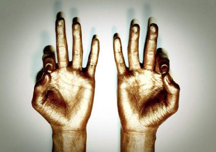 Йога за ръцете