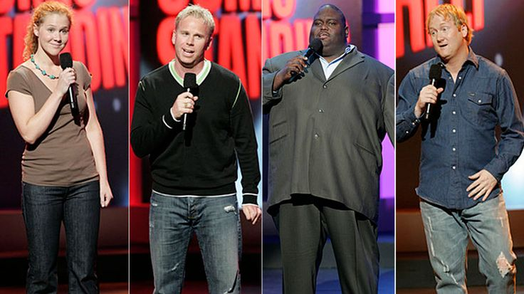 "Did you know that back in 2007, Amy Schumer took 4th place on ""Last Comic Standing"" Season 5? Zap2it decided to see what the three guys that beat her are up to."