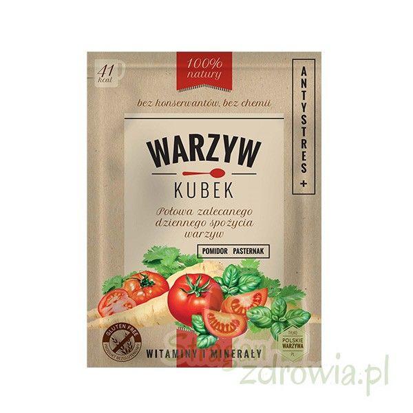 Warzyw Kubek Antystres 16g - Zdrowa żywność - sklep StraganZdrowia.pl