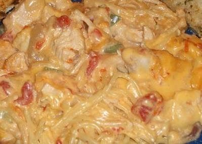 This casserole is delicious, and one of my favorites. It's fast & easy to prepare & It tastes like a fancy restaurant dish. You can use Rotisserie chicken, if you are short on time. I like to buy 3 or 4 at a time. I bring them home, take all the chicken off the bones, and then freeze the…