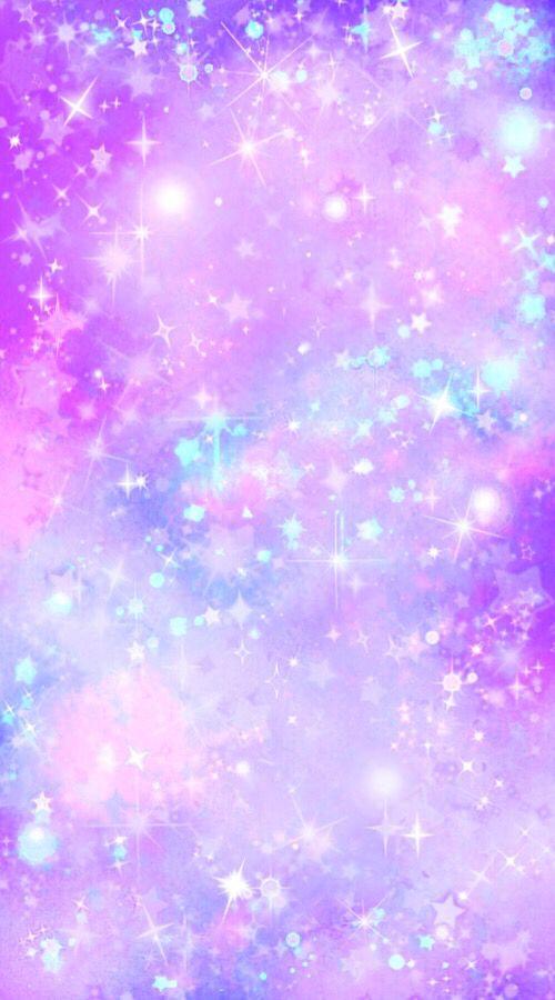 Galaxy Wallpaper erstellt auf PicsArt App
