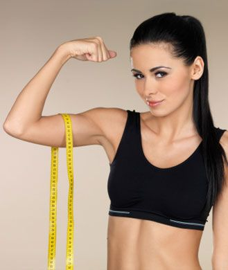 Exercises to Get Rid of Arm Fat and Tone Your Triceps - Shape Magazine