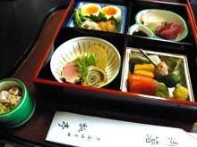 瓢亭(ひょうてい)別館   京都 ランチ 京都のランチ