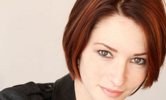 Chyler Leigh aka Lexi Grey, is the newst badass spy on the new cbs show Supergirl