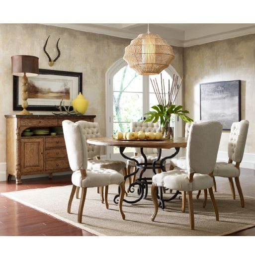 Artisan Shoppe Dining From Kincaid Furniture U2014 4 Different Sizes, Round Or  Rectantular, 3