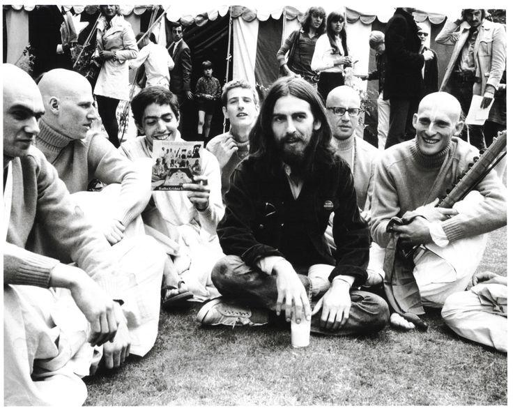 George Harrison, Hare Krishna