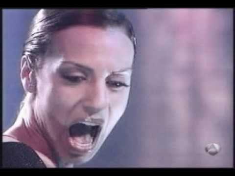 Monica Naranjo  - No Voy A Llorar (Gala Únicas 2002).