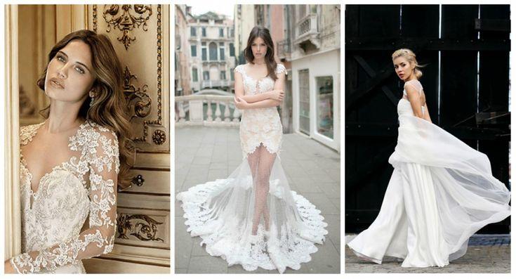 Citeste in acest articol care sunt tendintele in materie de rochii de mireasa in 2016 si cum au fost acestea adaptate de designeri.