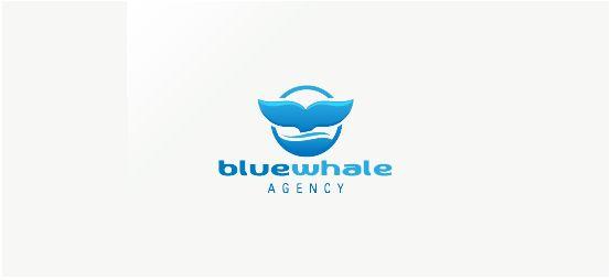 16 Blue Color Logo Design For Inspriation