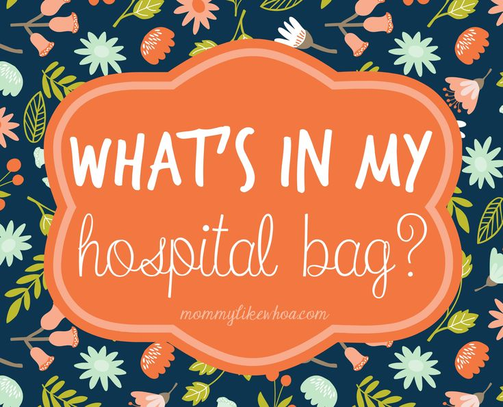 What's in my Hospital Bag? - Gallbladder Surgery