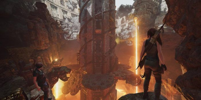 The Forge Is Shadow Of The Tomb Raider S First Dlc Release Forge Prosyscomtech Raiders Tomb Raider Tomb Rise Of The Tomb