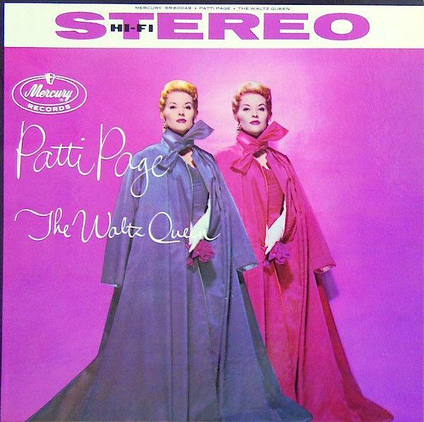 Patti Page - The Waltz Queen (Vinyl, LP) at Discogs