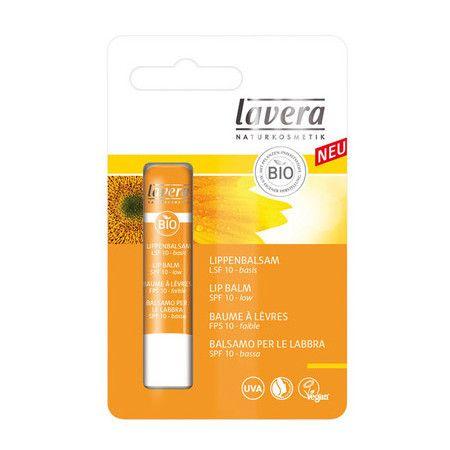 Lavera Lip Balm with SPF