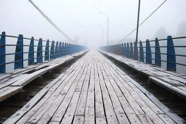 Puente Chol-Chol, Nueva Imperial (Chile)