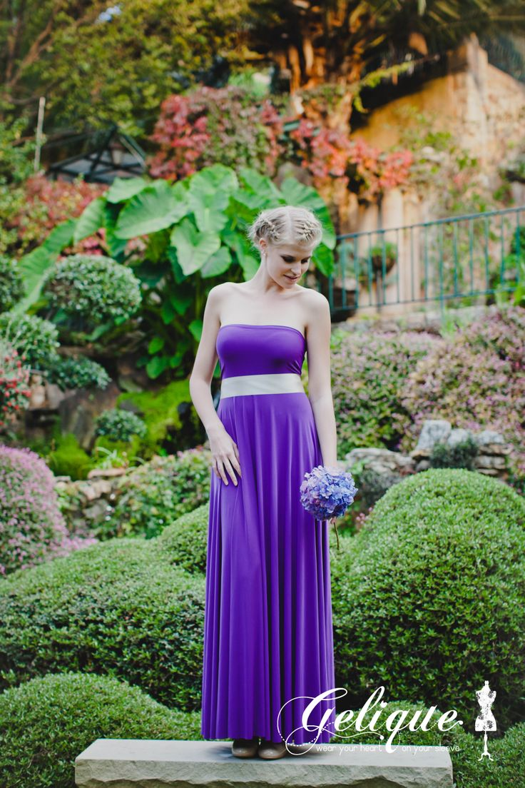Gelique Boobtube dress