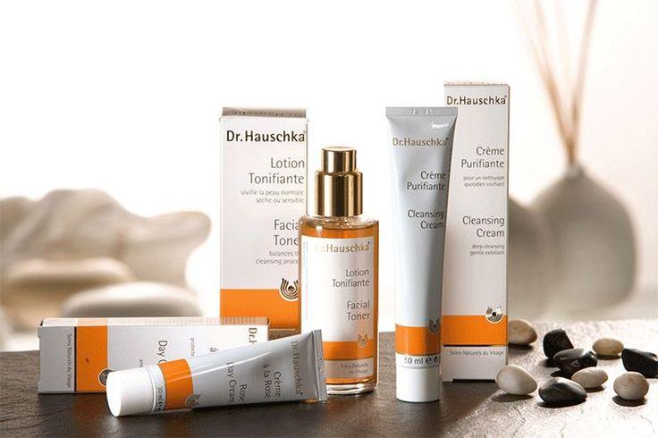Prendre soin de sa peau avec les cosmétiques Dr. Hauschka #soin #beauté #drhauschka #monvanityideal