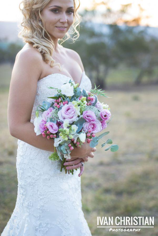 Hannah's bouquet - Ivan Christian Photography
