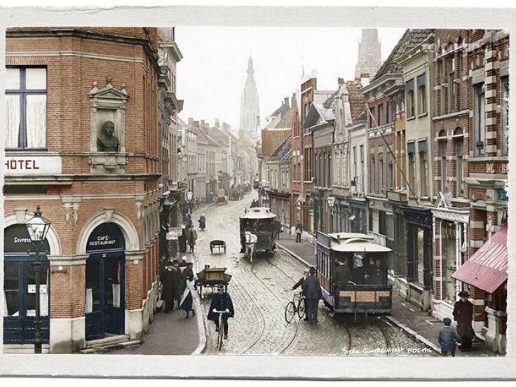Ginnekenstraat Breda 1900