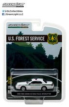Greenlight 1:64 2008 Ford Crown Victoria Police Interceptor Forest Service