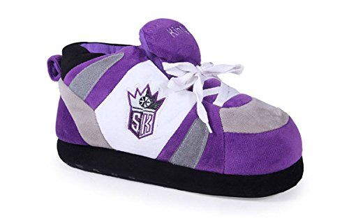 Phoenix Suns Nba Boot Slipper - 1. SM - W T12.5-5, M T12.5-4, Sacramento Kings  http://allstarsportsfan.com/product/phoenix-suns-nba-boot-slipper/?attribute_pa_size=1-sm-w-t12-5-5-m-t12-5-4&attribute_pa_color=sacramento-kings  ROBERT HERJAVEC SHARK TANK PRODUCT! FREE RETURNS & EXCHANGES, CLICK HERE ON MOBILE FOR SIZES AND INFO Indoor Slippers, OFFICIALLY LICENSED