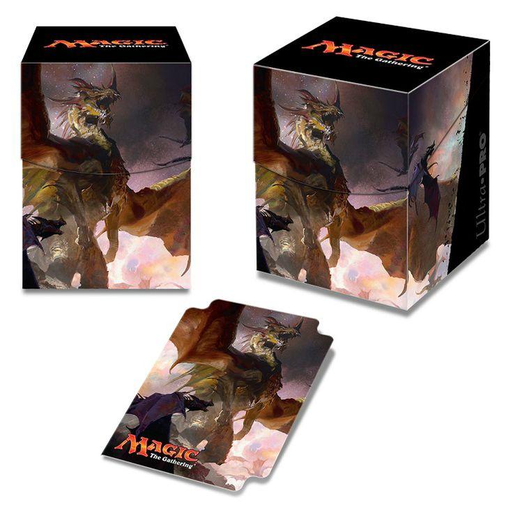 Ultra Pro Commander 2017 Pro-100+ Deck Box V1 Dragonic Domination