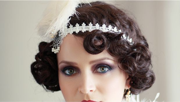 58 Best 1920s Hair Images On Pinterest