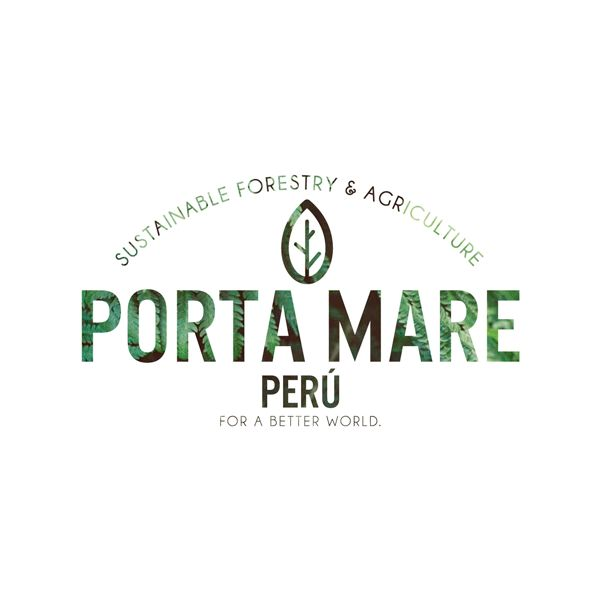Logo for Porta Mare PERÚ - Eco Friendly Company based in Perú.  #logo #creativity #graphicdesign #design #studio #limonada #identity #corporate #image #branding #brand