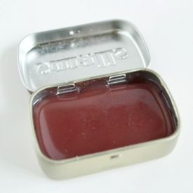 How to make homemade lip balm for the brisk fall and winter seasons! Great stocking stuffer, and fun in an Altoids container!