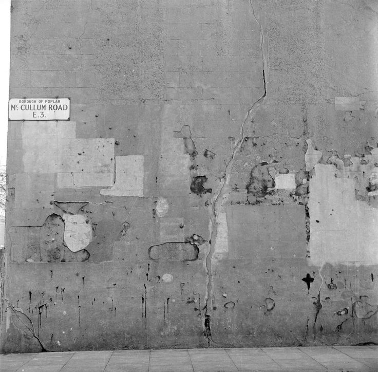 Nigel Henderson 'Photograph possibly showing a texture study of a wall', [c 1949–c 1956] © Nigel Henderson Estate