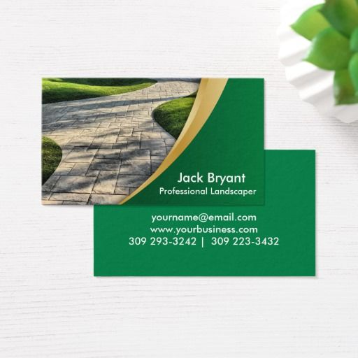 149 best landscaping business cards images on pinterest for Business cards landscaping