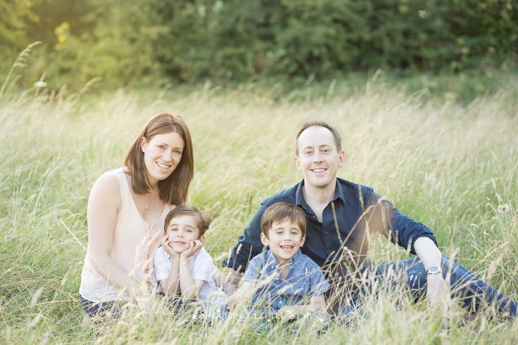 When Should I Book Family Photographs