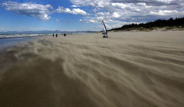 New Zealand's best beaches   Stuff.co.nz: Waikuku, North Canterbury
