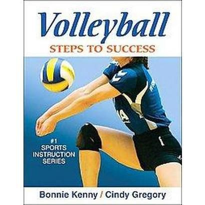 how to serve a volleyball step by step