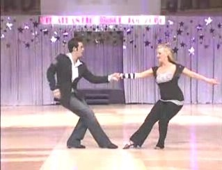 West Coast Swing (Jordan & Tatiana)